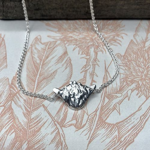 Baby Coo the Highland Cow Necklace