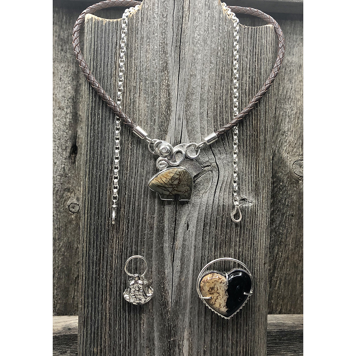 Mix and Match Pendants and Necklaces