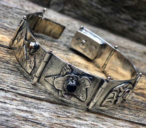 Silver Panel Colorado Bracelet
